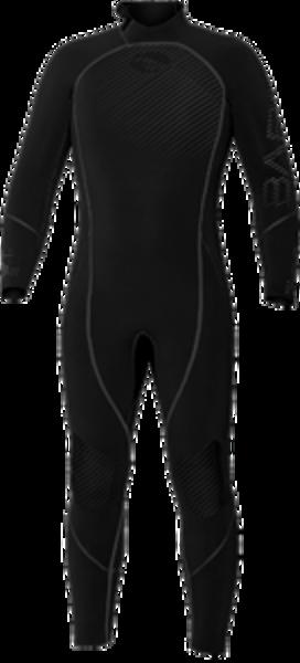 Picture of 3MM REACTIVE TITAN BLACK WETSUIT