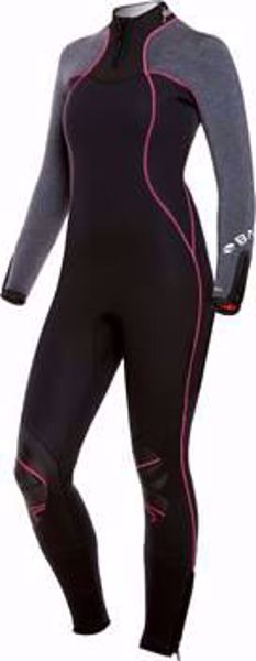Picture of 5MM NIXIE ULTRA WETSUIT