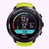 Picture of SUUNTO D5 Black Lime